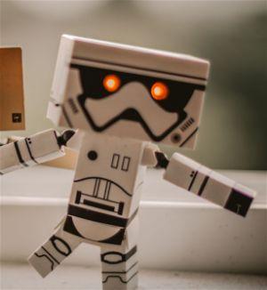 Create proper robot file